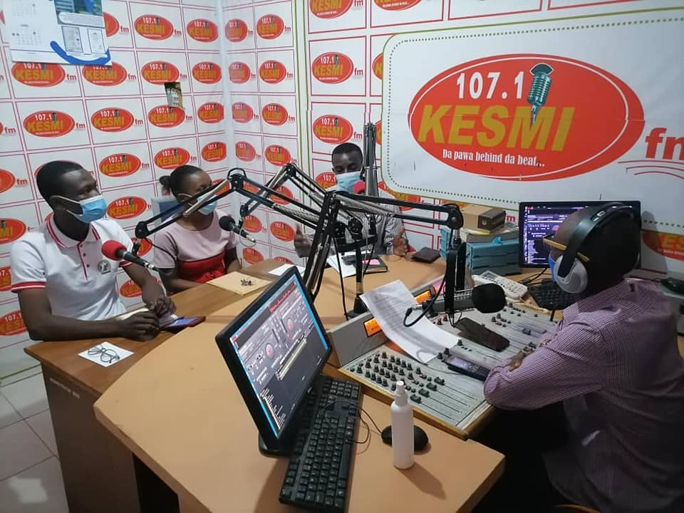 Care for the Earth: Radio Awareness held
