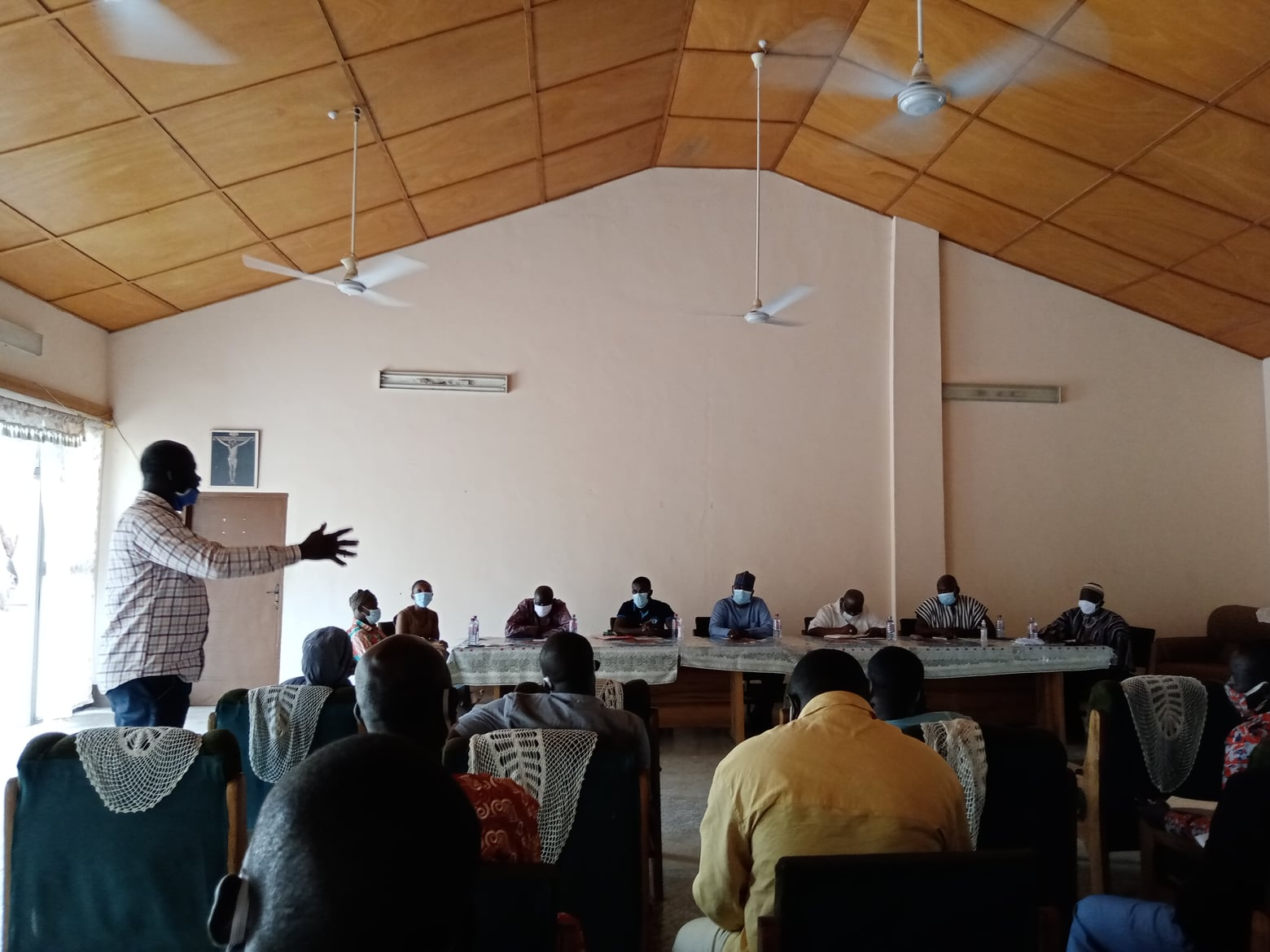 Peace Forum takes place in Yendi