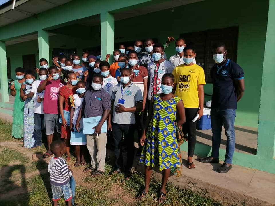 Wa Zone: Youth trained in Community Building
