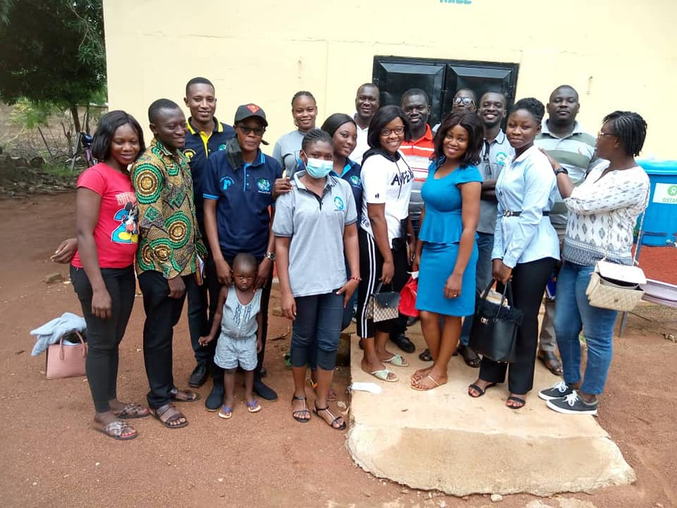 Commissioned Volunteers: Workshops conducted in Tamale and Walewale